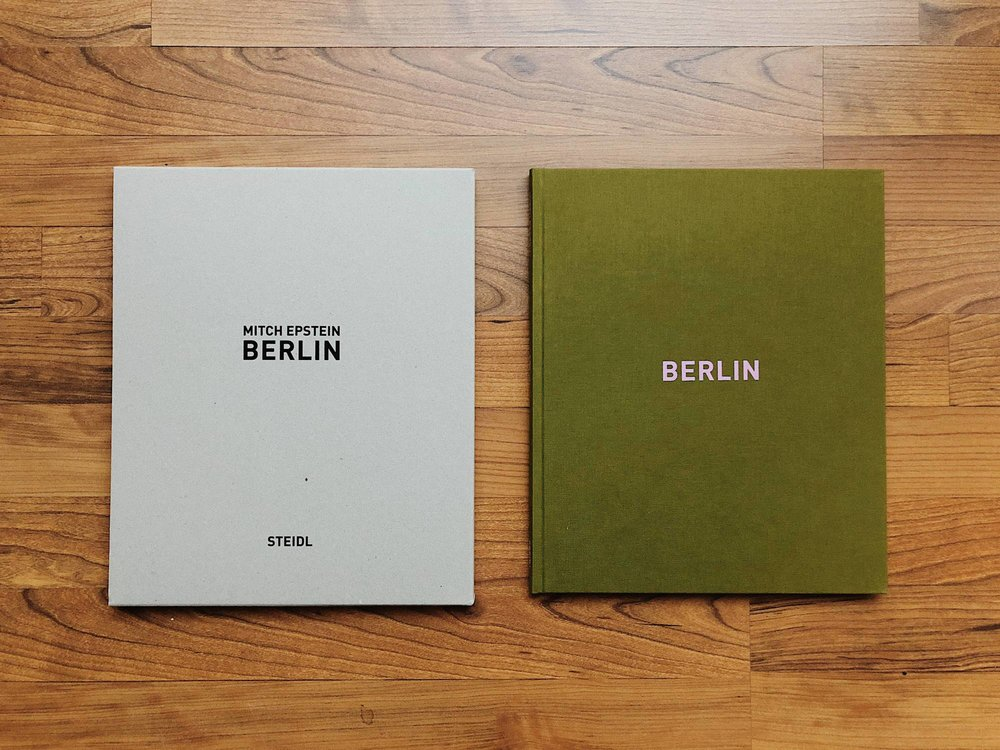 Mitch Epstein Berlin in Cardboard Sleeve
