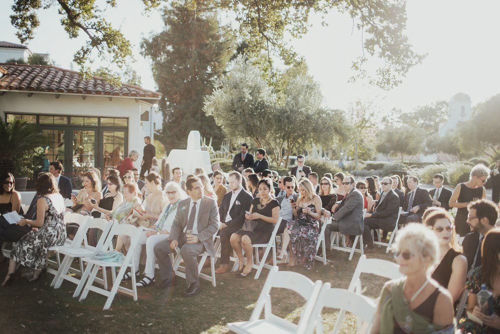 Wedding at Ojai Valley Inn