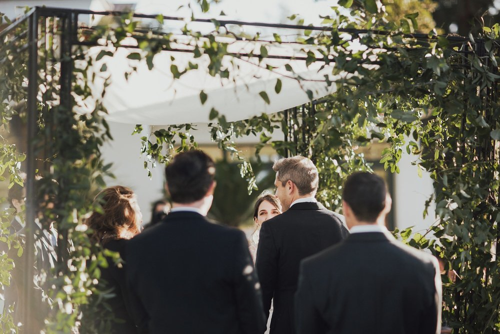 Natalie and Andy get married at the Ojai Valley Inn