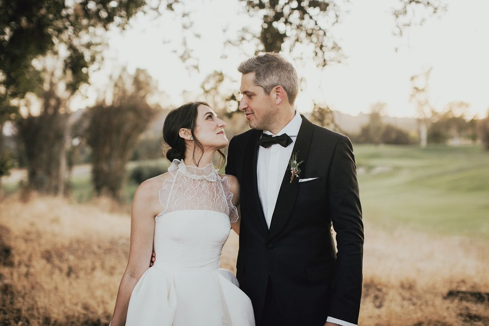 Sunset Portraits at the Ojai Valley Inn