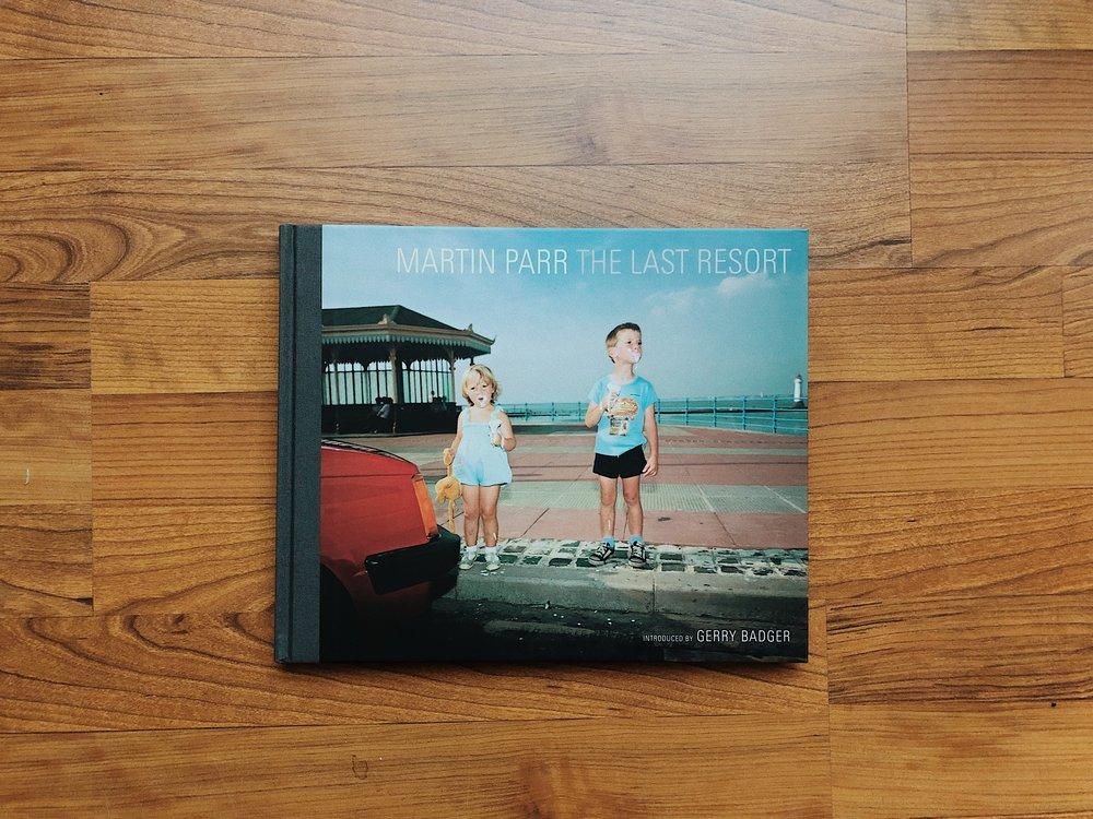 Martin Parr's The Last Resort