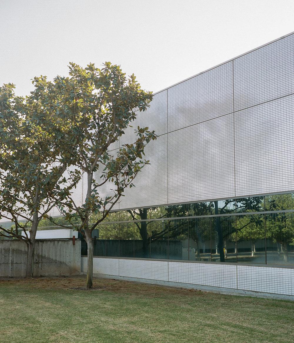 Mazda building in Irvine