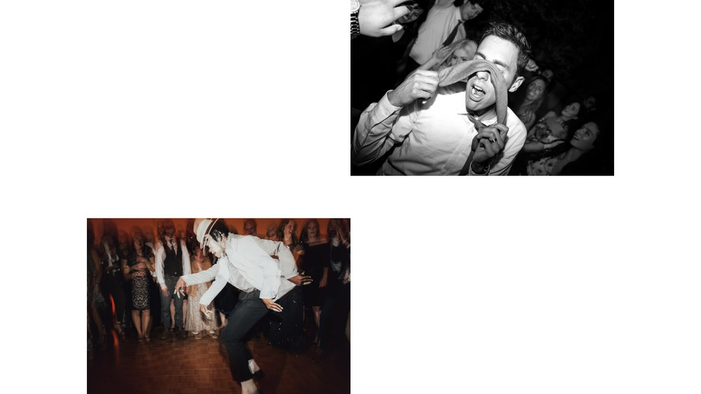 epic dancing photos from wedding reception