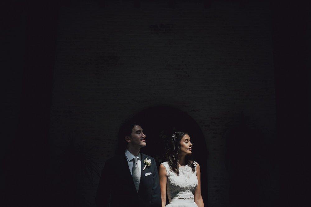 Trendy wedding photographer in Long Beach