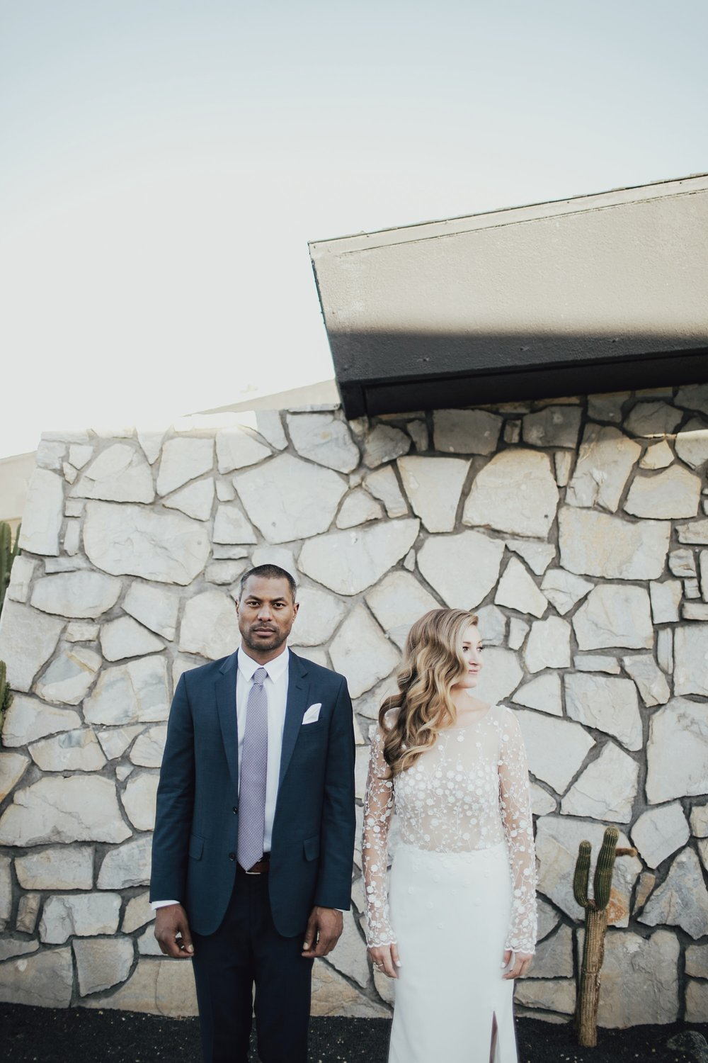 Ace Hotel wedding in Palm Springs