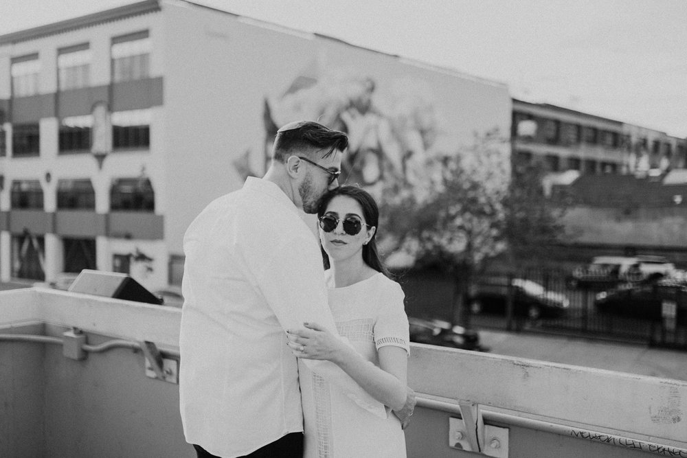 jewish engagement session in los angeles