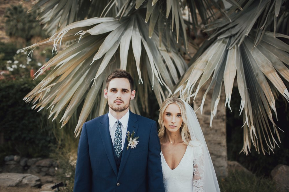 wedding photographer in joshua tree