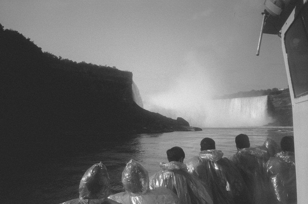 olympus xa at niagara falls