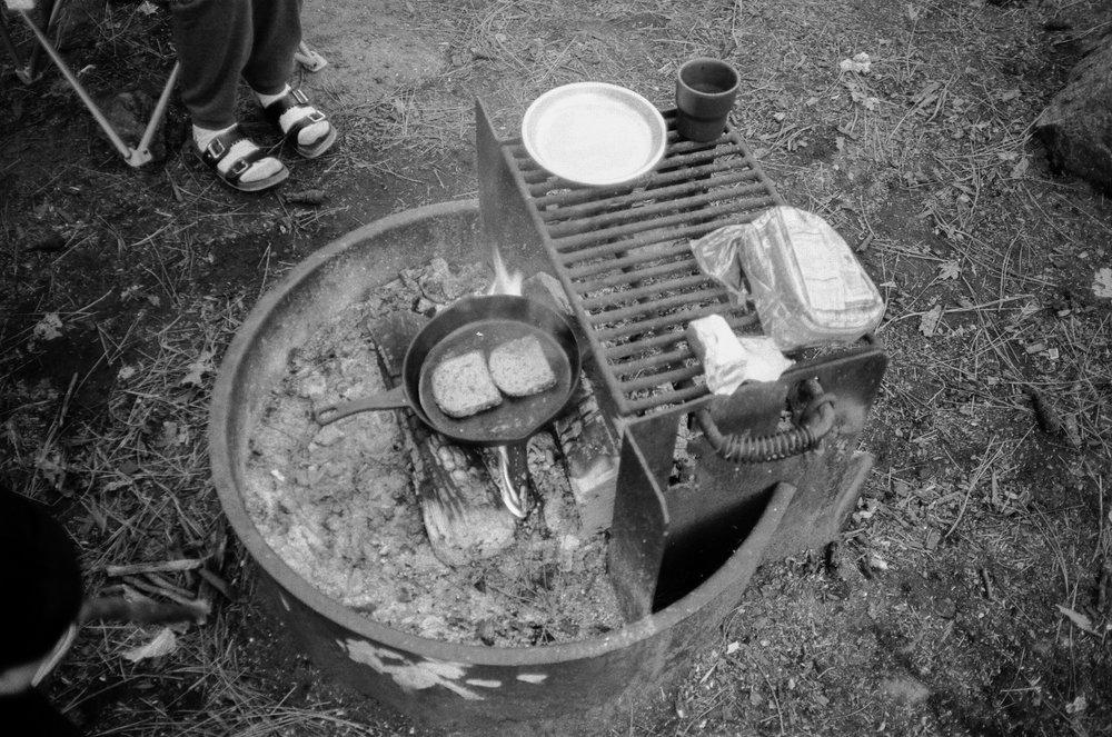 vegan ideas for camping