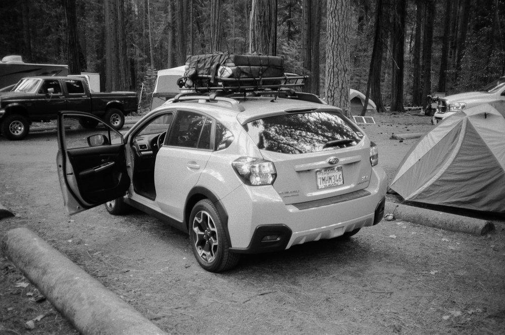 2015 crosstrek xv is the best car for a rock climbing lifestyle