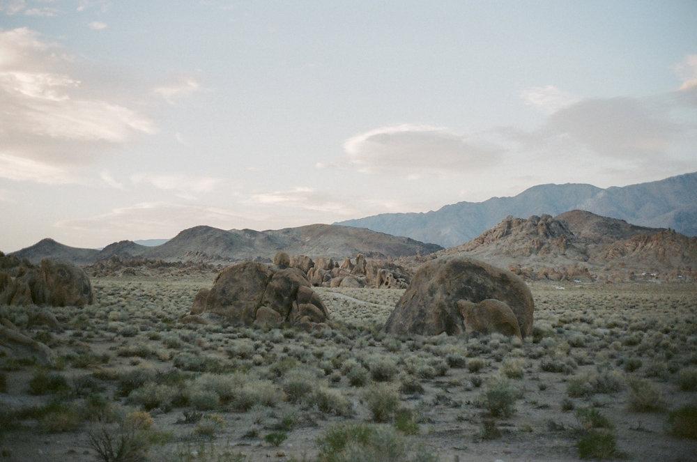 Undocumented boulder routes
