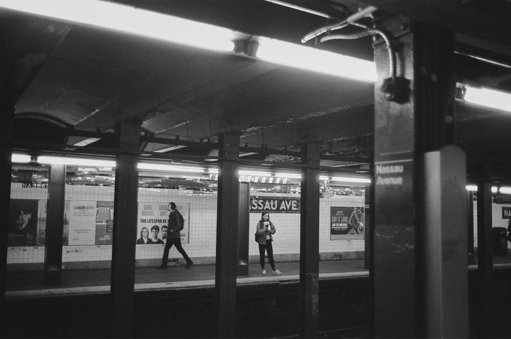 New York city Leica m6 photography