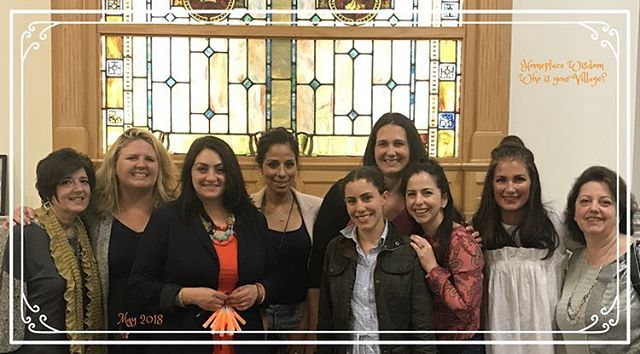 A Mom Village - 8 ways to protect your kids includes creating a community of women who help, trust, love, support and communicate with each other! Here is a photo of just a few of the sweetest ladies I know from my parish. There are so many more. Let's stick together, ladies of faith! Link in profile