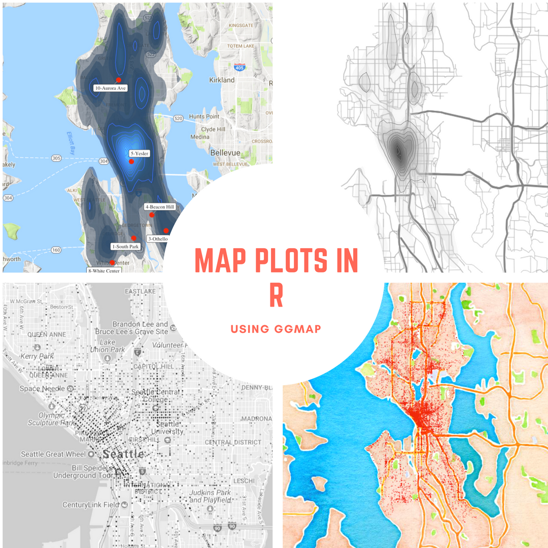 Map Plots Created With R And Ggmap Little Miss Data - Create-us-map-color-coded