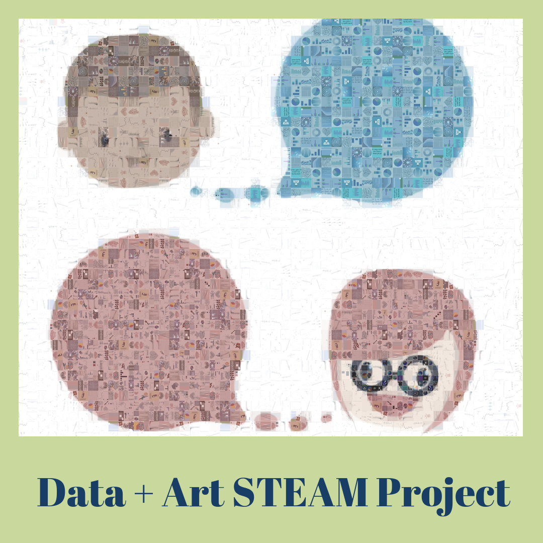 Data + Art STEAM Project: Final Results — Little Miss Data