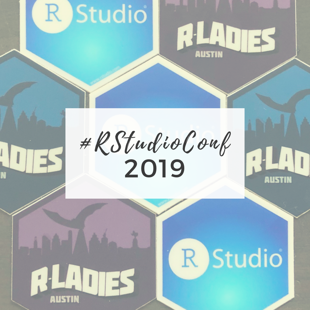 R Studio Conf 2019 - Easing your FOMO with R Resources — Little Miss