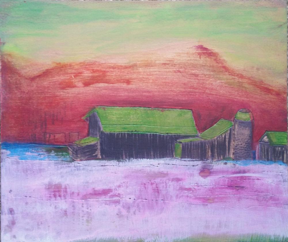 """""""Farmland in Color I"""""""