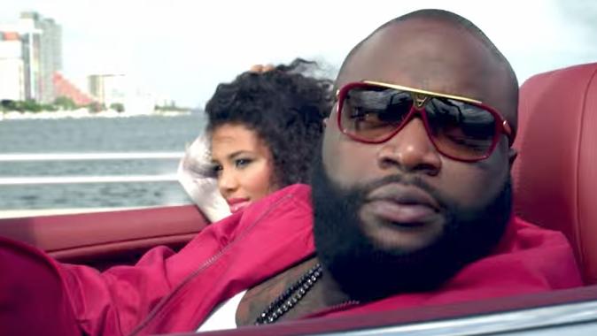Rick Ross Aston Martin Music Ft Drake Chrisette Michele Trap La
