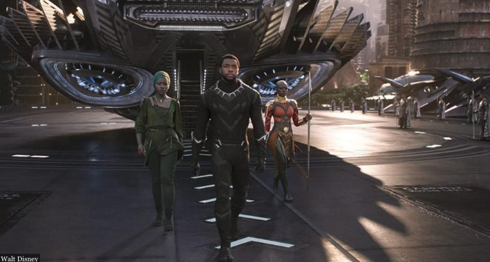 'Black Panther' has already scored the best ever box office total for a black cast--and a black director.
