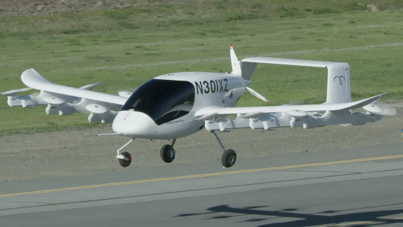 Meet Cora, Kitty Hawk's prototype air taxi that was designed and built to bring the freedom of flight to our everyday lives. Cora combines electric propulsion, vertical take-off and self-flying software to pioneer an entirely new way to move. Discover more about Cora  http://cora.aero