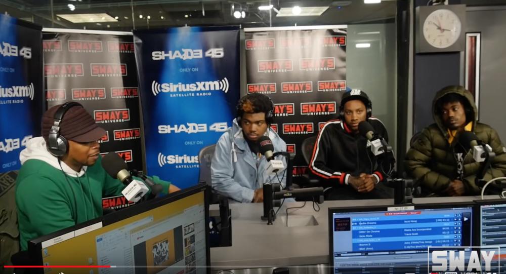 Bay Area Natives SOB X RBE Talk 'Gangin II' Album and Freestyle on