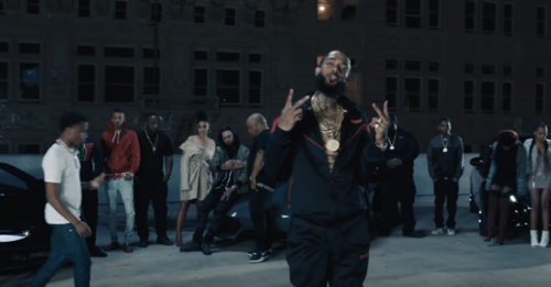 Nipsey Hussle - Racks In The Middle (feat  Roddy Ricch & Hit