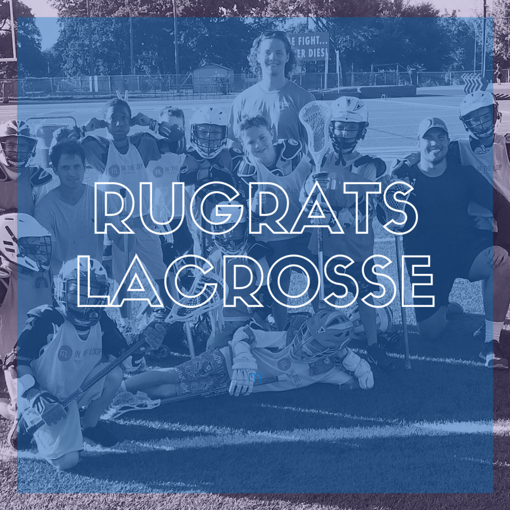 Rugrats Lax - An in-house program for current 3rd and 4th grade boys.