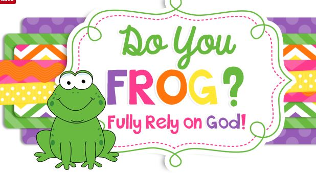 Do you FROG? by Belinda Bost