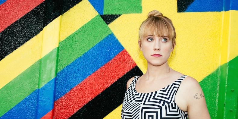 Jenn Wasner photo by Paley Fairman