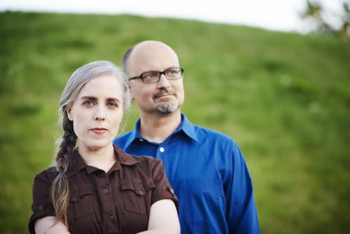 Emily Pinkerton and Patrick Burke (photo credit: Kristi Jan Hoover)