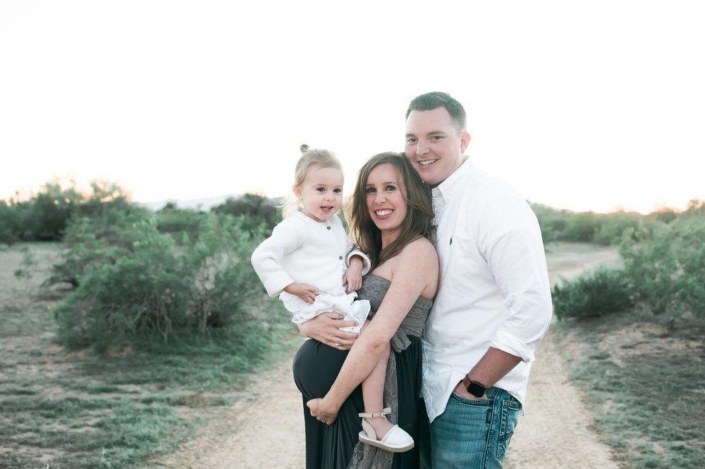 Maternity Photography - Peoria, AZ | Lauren Iwen Photography
