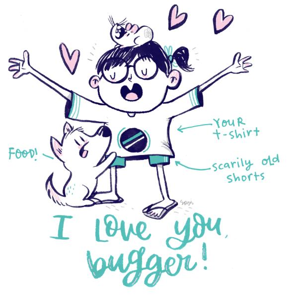 iloveyoubugger