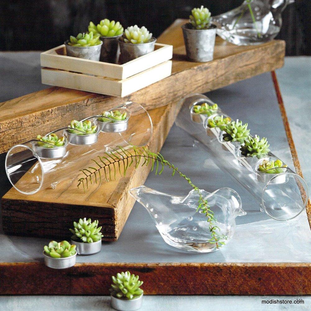 HA-Roost Tealight Log & Chicadee.jpg