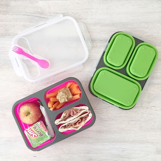 Haakaa - Collapsible Lunch Box - $37.90