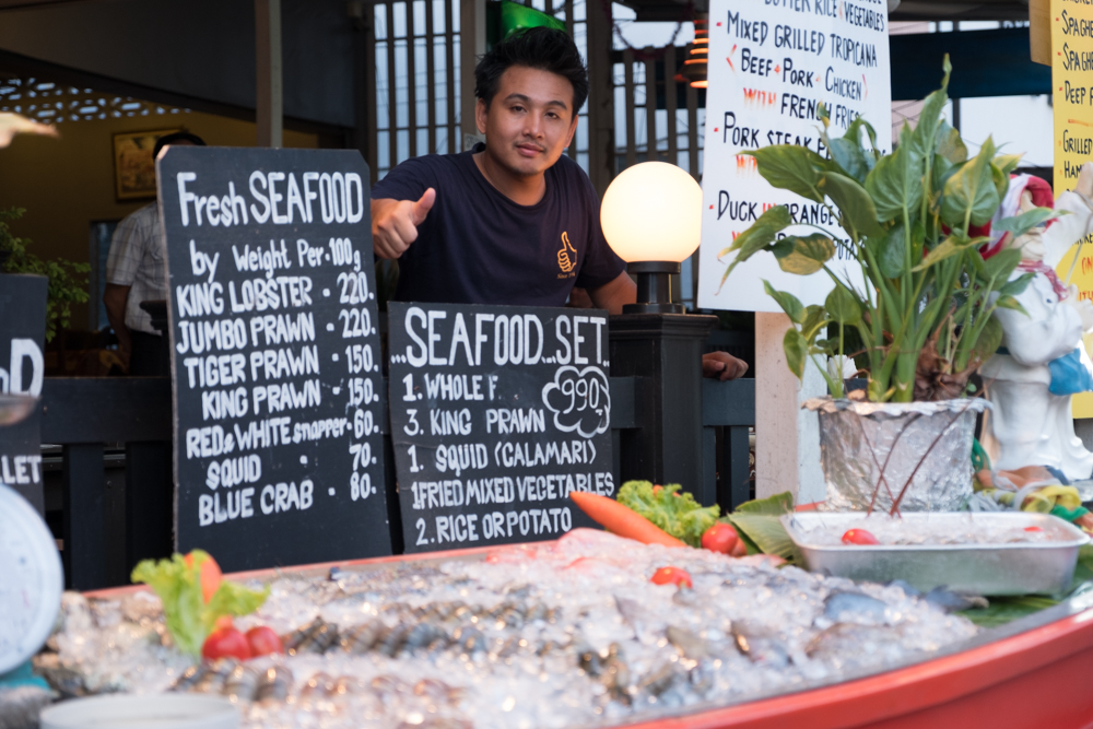 Seafood Restaurant Guys