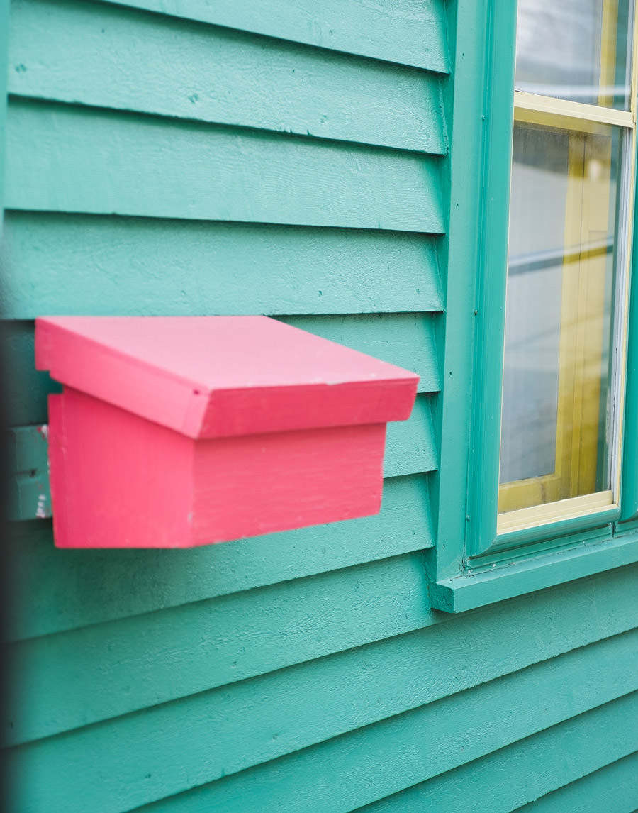 Who doesn't like mail? Especially when it comes in Pink ;)
