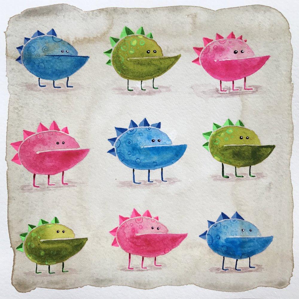Dinounderbiteasaurs