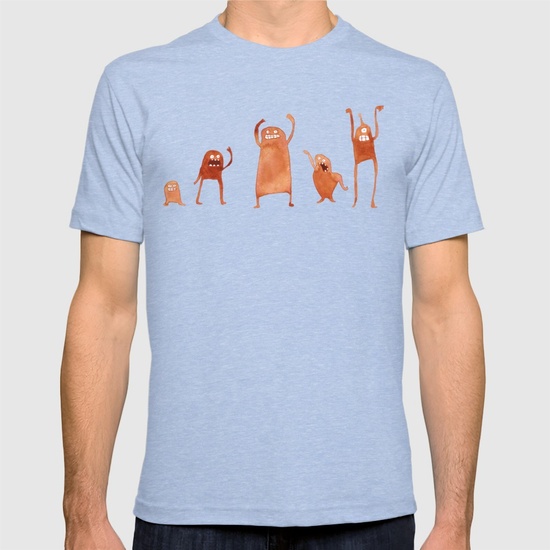 Monster Dance Party T-shirt