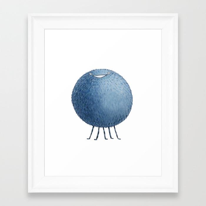 poofy-moofus-framed-prints.jpg