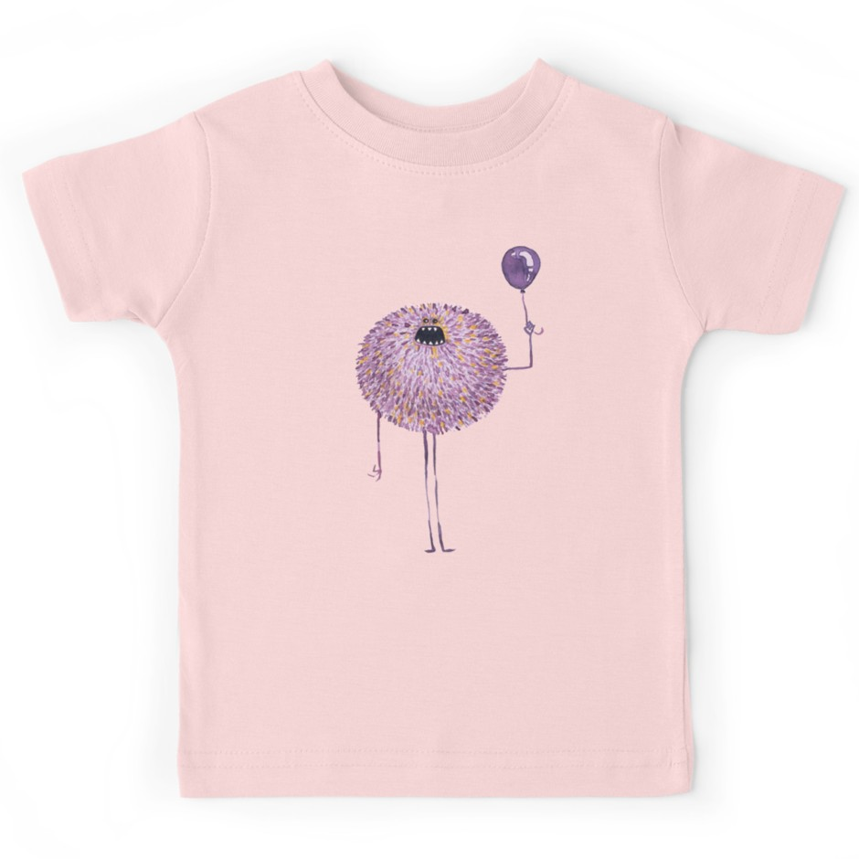 Poofy Francis Kids T-Shirt