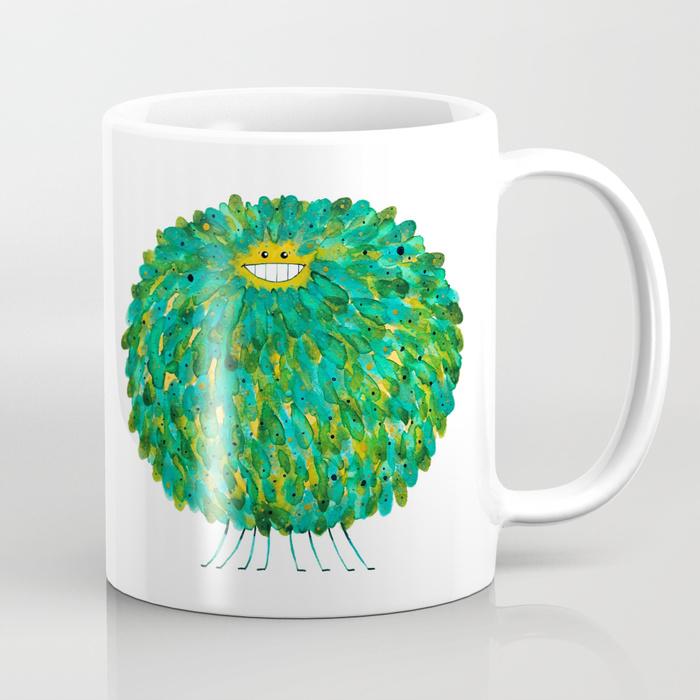 Poofy Latimore Mug