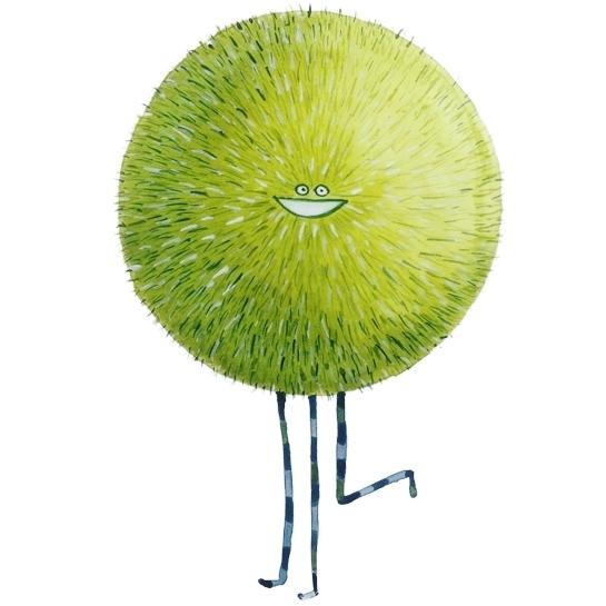Poofy Octus
