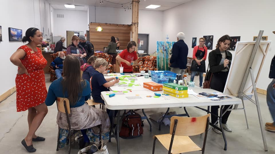 OPEN STUDIO HOURS - TUESDAYS AND FRIDAYS