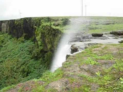 Reverse Waterfalls