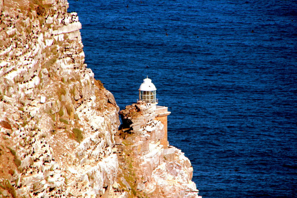 Light House at Cape Point