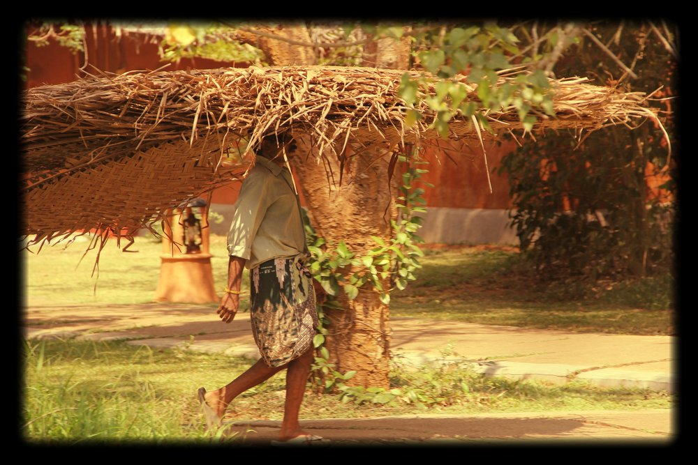 Tribal people, kabini