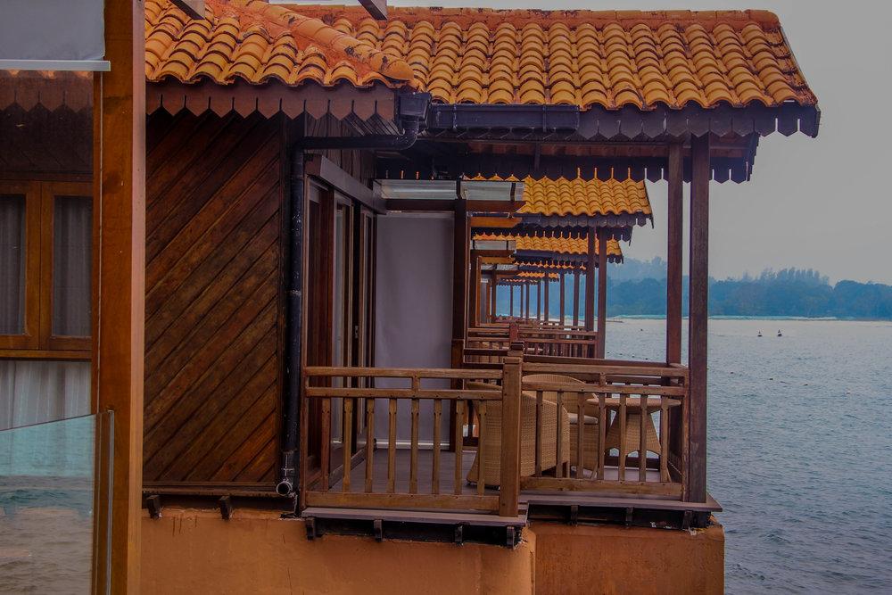 Langkawi water villa 2