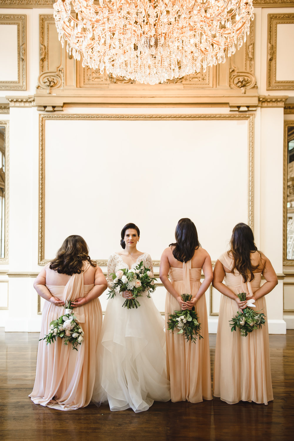 Bridesmaids photo ideas with bouquets #Lrqcfloral #dtla .jpg
