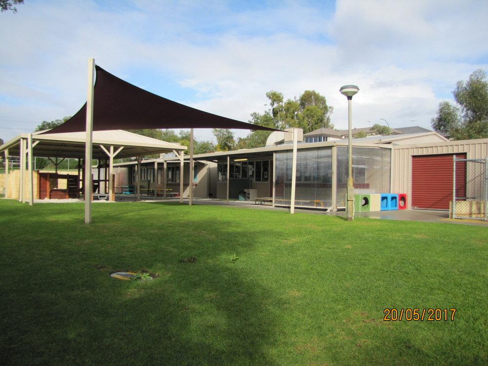 shade play area and transportable classroom.JPG