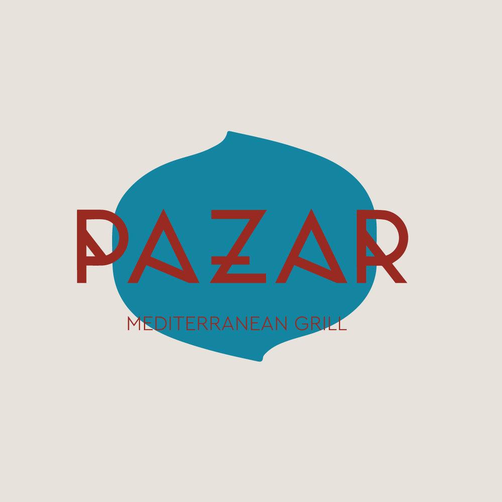PAZARInterior Design, Branding